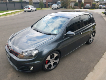 2010 VW Golf GTI MK6  Penrith Penrith Area Preview