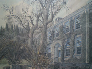 "Ben Babelowsky-""MacKenzie House"" Print Kitchener / Waterloo Kitchener Area image 9"