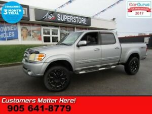 2004 Toyota Tundra   (UNCERTIFIED) AS TRADED IN V8 4X4 CREW SUNR