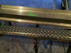 Running Boards and side rails for pick up- GMC part 11999 call r