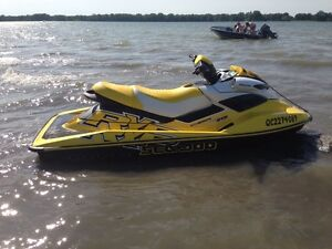 Seadoo rxp 215 2009 supercharged