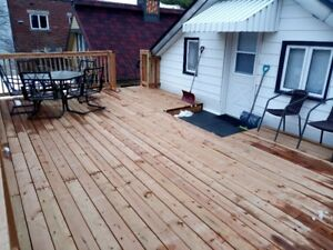 3 1/2 in Longueuil with a big Terrasse
