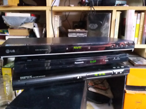 3 DVD Players $20ea