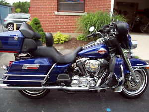 Harley Davidson Ultra Classic, Only 16,500 KIlos, Mint Condition