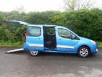 Citroen Berlingo 1.6 HD1 Multispace Plus wheelchair accessible vehicle