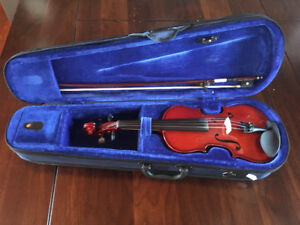 Violin 1/4. Students first.