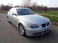 2009 BMW 5 Series 3.0 525i SE 4dr