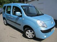 2012 RENAULT KANGOO EXPRESSION DCI WHEELCHAIR ACCESS VEHICLE . MPV (MULTI-PURPOS