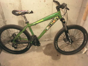 Norco Sasquatch with lots of extras