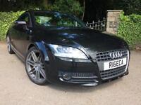 2007 (07) Audi TT **12 Month MOT** Auto DSG ** In Stunning Black**