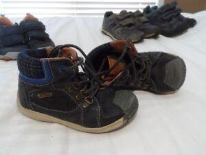 Souliers et sandales GEOX et KIO TREND garçon