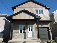 Brand new 2 storey home for rent
