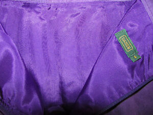 DANIER Leather Purple Suede Skirt Gatineau Ottawa / Gatineau Area image 6