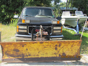 plow truck with meyers  plow Kawartha Lakes Peterborough Area image 1