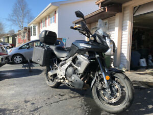 2010 LOWERED Kawasaki Versys 650