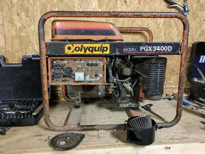 Generatrice antique polyquip