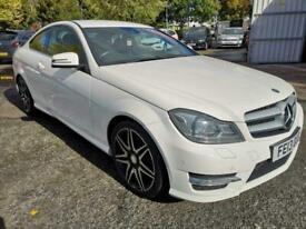 2013 Mercedes-Benz C Class 1.6 C180 BlueEFFICIENCY AMG Sport Plus 7G-Tronic Plus
