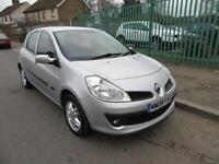 2008 RENAULT CLIO 1.5DCI EXPRESSION MANUAL DIESEL 5DR HATCHBACK