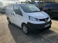 2018 Nissan NV200 1.5 dCi Acenta Van Euro 6 *ULEZ AND AIR CON* CAR DERIVED VAN D