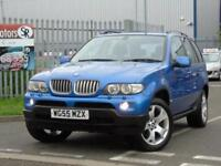 2005 BMW X5 4.4 SE 5dr
