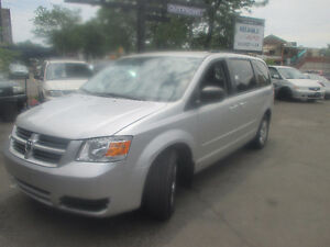 2009 Dodge Grand Caravan DVD / STOW&GO SAFETY + 1 YEAR WARRANTY