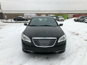 2013 Chrysler 200. CERTIFIED, E TESTED, WARRANTY, NO ACCIDENT