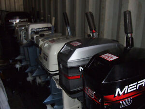 """""""PRE OWNED OUTBOARD MOTORS FOR SALE"""""""