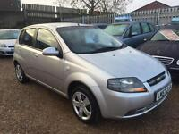 2008 Chevrolet Kalos 1.2 SE Silver 5dr Hatchback, **ANY PX WELCOME**