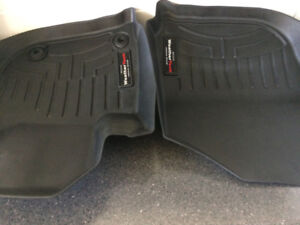 WEATHER TECH FLOOR MATS FOR HONDA HRV