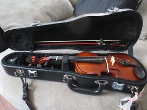 Youth  Violin 1/8 Size