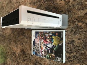 Nintendo Wii (includes Super Smash Bros Brawl)