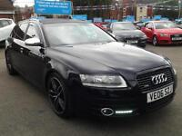 2006 AUDI A6 3.0 TDI 233 Quattro SE FULL LEATHER AND SAT NAV LOADS OF EXTRAS