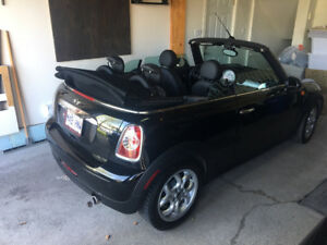 MINI Cooper Convertible 2013, Mini Warranty May 2019/160000Km