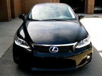 2013 Lexus CT 200h Mississauga / Peel Region Toronto (GTA) Preview