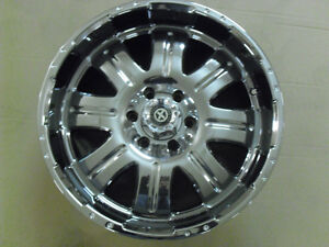 American Racing Punisher Wheel - 20x9.5 6x139.7