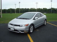 2008 Honda Civic EX-L Coupe - Winter Tires, Heated Leather Seats