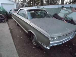 1966 Chrysler Windsor 2 door hardtop