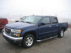 2009 GMC Canyon SLE