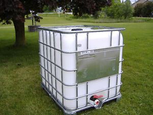 250 GAL WATER TANK TOTES Peterborough Peterborough Area image 1