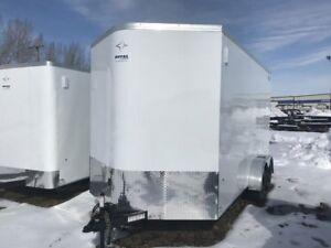 2018 Southland Trailer Corp. Royal LT 7x16 V-Nose Enclosed