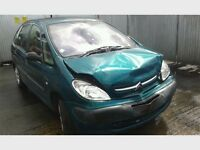 breaking citroen picasso