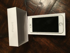 iPhone 6 64GB - Silver - MINT