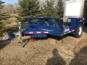 AIR TOW S10-55 - Flatbed Level Loading