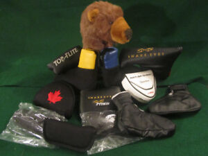 Assorted Putter Covers