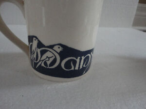 Vintage collectible The Manx Museum coffee mugs set of 2 London Ontario image 4