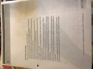 Copy of OREA text for sale - 3rd course, Residential -$20