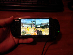 PSP 3001 (ONLY $50. FIRM)