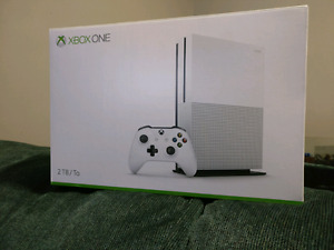 Brand New Limited Edition Xbox One S 2TB