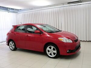2014 Toyota Matrix RELIABLE!! MODEL S 5DR HATCH w/ SUNROOF, SIDE