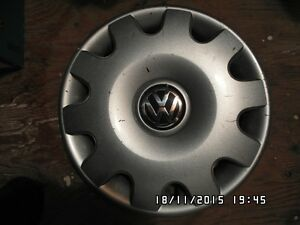Wheel Cover VW - Plastic hub cap- 15 in.